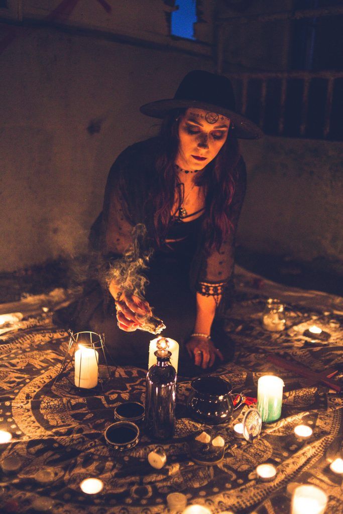 types of witches